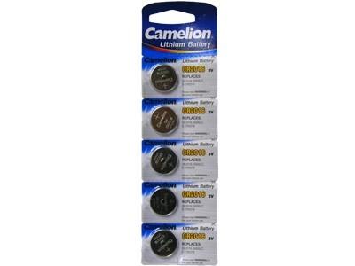 3V-os Camelion CR2016 lithium gombelem bl/5