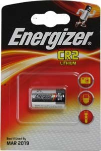 Energizer CR2 lithium elem 3V bl/1