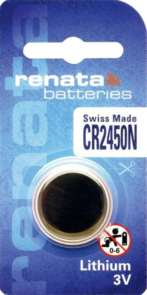 Renata CR2450N 3V-os lithium elem bl/1