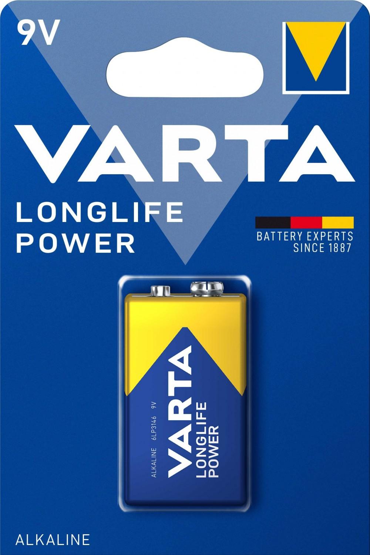 Varta High Energy 9V elem (6LR61) bl/1