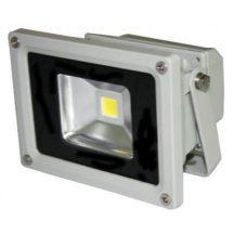 10W LED fényvető 230V melegfehér BCLux