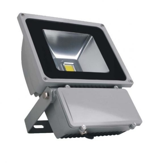 BCLux LED fényvető 230V/80W melegfehér