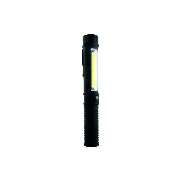 BCLux Trixline C220 3W COB+1 ledes műanyag munkalámpa 150 lumen