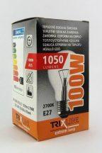 Trixline 230V/100W hagyományos izzó E27 menettel