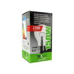 Trixline 230V/150W hagyományos izzó E27 menettel