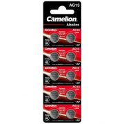 Camelion AG13(157,LR44,A76) alkáli gombelem 1,5V0% HG bl/10