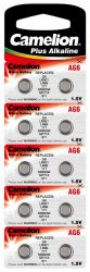 1,5V Camelion AG6(171,LR69,LR921) alkáli gombelem bl/10
