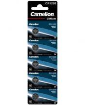 Camelion CR1220 3V-os lithium gombelem bl/5