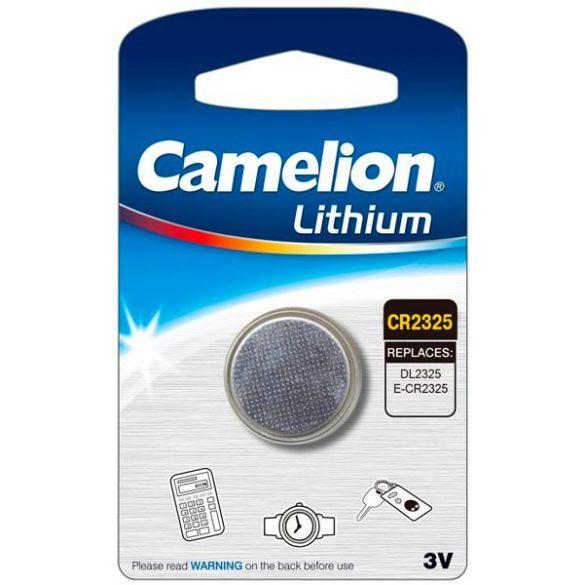 Camelion CR2325 3V-os lithium  gombelem bliszteres/1