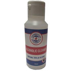Cleaning Plus alkoholos (70%) kézfertőtlenítő folyadék 125ml