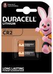 Duracell CR2 3V lithium elem bl/2