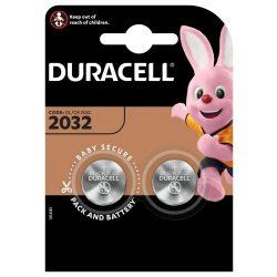 Duracell CR2032 lithium gombelem bliszteres/2