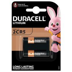 Duracell 245 (2CR5) 6V-os lithium elem bl/1