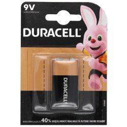 Duracell Basic 9V-os elem 6LP3146, (6LR61,MN1604) bl/1