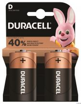 Duracell Basic D góliát elem MN1300 (LR20) BL/2