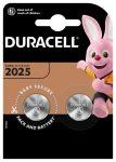 Duracell CR2025 lithium gombelem bliszteres/2