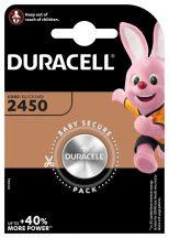 Duracell CR2450 lithium gombelem bliszteres/1