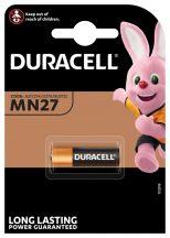 Duracell MN27 12V-os alkáli elem MN27 (A27) bl/1