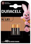 Duracell N,LR1, 1,5V-os alkáli elem bl/2