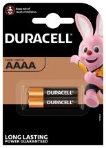 Duracell Ultra MX 2500 elem  AAAA (LR61) BL2