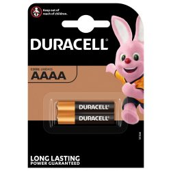 Duracell AAAA MX 2500 elem (LR61) BL2