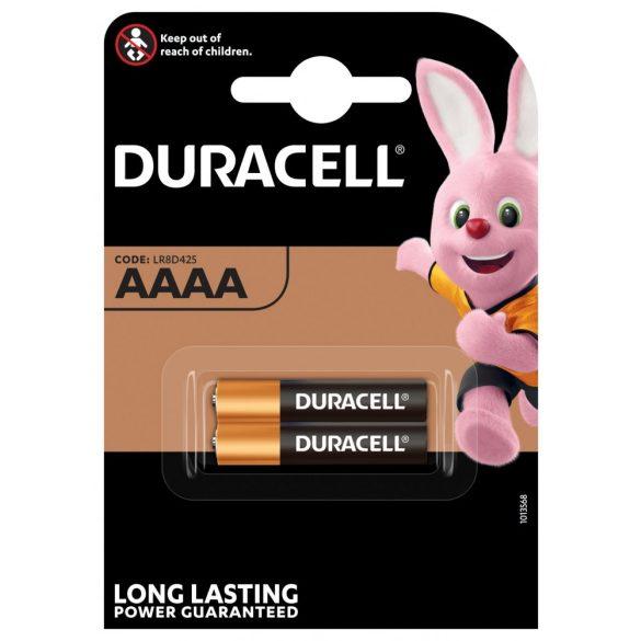 Duracell Ultra AAAA MX 2500 elem (LR61) BL2