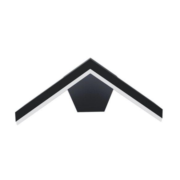 ELMARK GRF302 LED KÜLTÉRI FALI LÁMPA 10W 4000K GRAFIT FEKETE