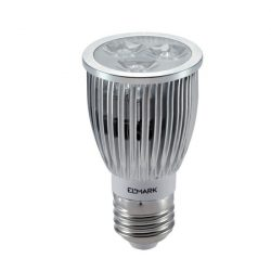ELMARK LED3X2 230VAC 6W E27 6000K 420 lumen