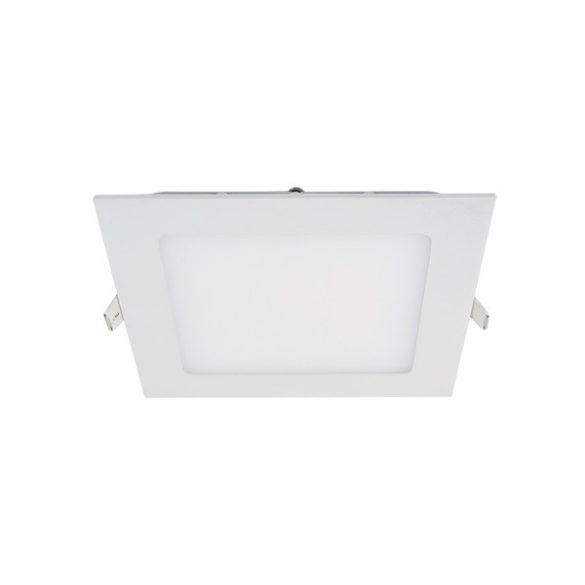 ELMARK süllyesztett LED panel 12W IP40 2700K, 960lm, 145x145mm