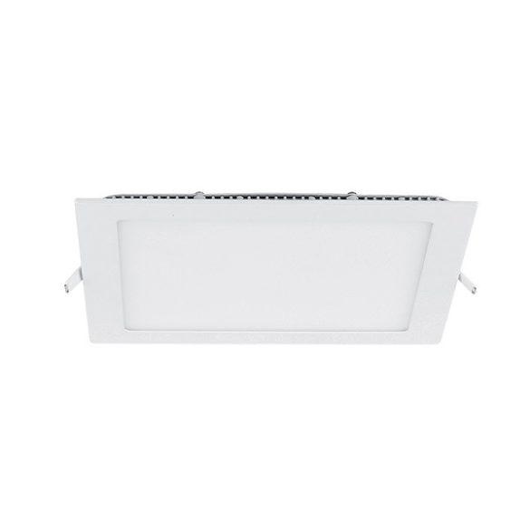 ELMARK süllyesztett LED panel 18W IP40 2700K, 1440lm, 218x218mm