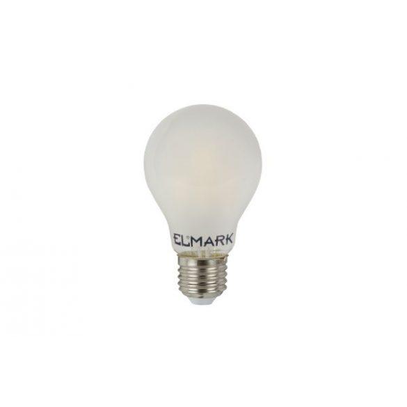 ELMARK LED FILAMENT A60 4W E27 360° 2700K (400 lumen)