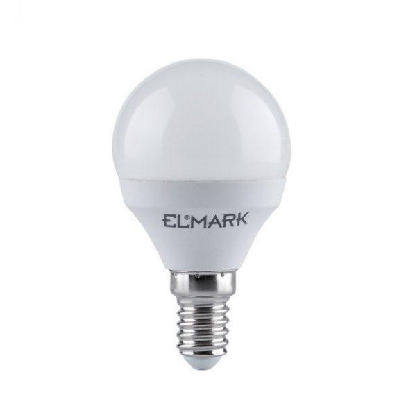 ELMARK LED GLOBE 6W E14 2700K P45 480 lumen