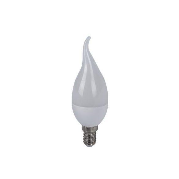 ELMARK LED Flame  6W E14 4000 lumen C37 500 lumen