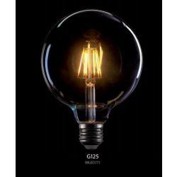 ELMARK LED FILAMENT VINTAGE G125 8W E27 2800K GOLD