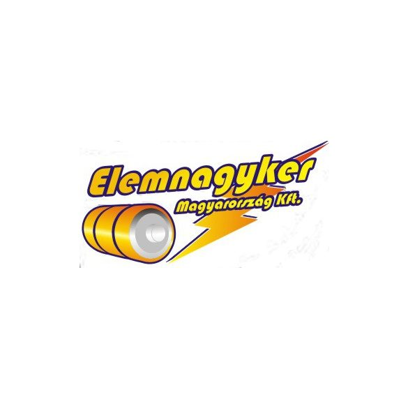 ELMARK LED PEAR (körte) A60 E27 8W 6400K 640 lumen