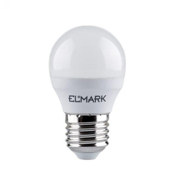 ELMARK LED GLOBE (gömb) G45 E27 6W 6400K 540 lumen
