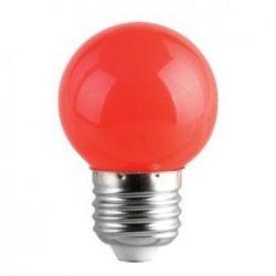 ELMARK LED GLOBE (gömb) G60 E27 3W RED (piros)