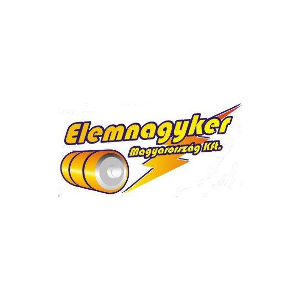 ELMARK LED GLOBE (gömb) G60 E27 3W YELLOW (sárga)