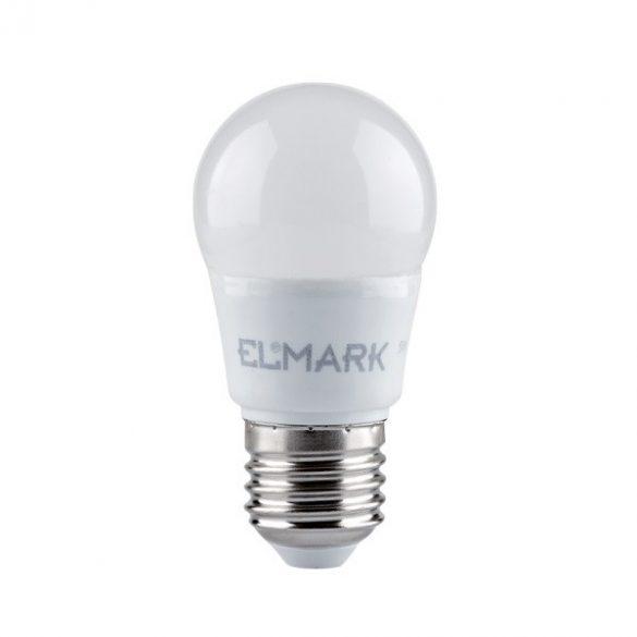 ELMARK LED GLOBE (gömb) G45 E27 8W 2700K 800lumen