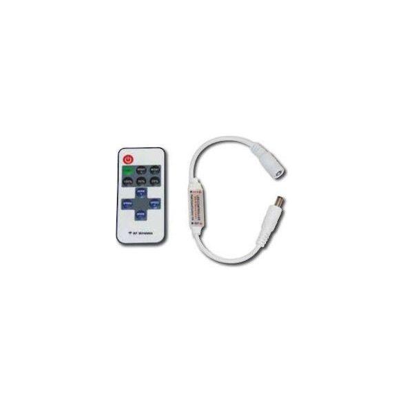 ELMARK RF MINI LED DIMMER 6A +távirányító