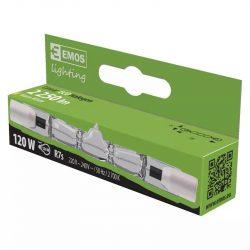 230V/120W Vonalizzó halogén ECO J78 r7s 78mm ZE0102