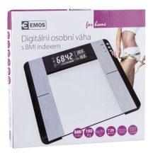 EMOS személymérleg testtömegindex méréssel PT-718
