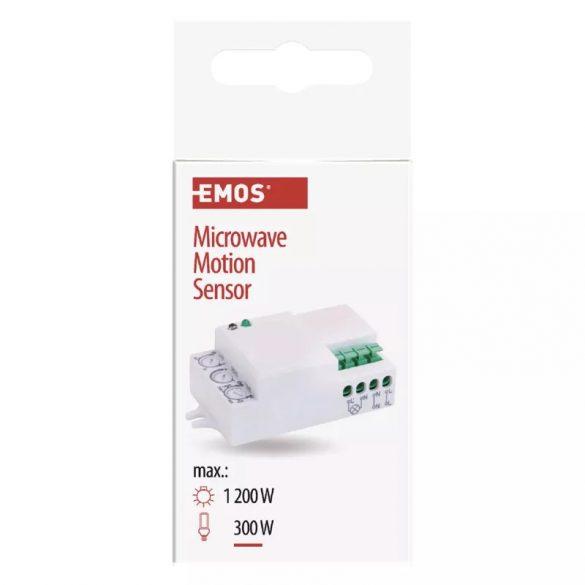 EMOS Mozgásérzékelő (MW) IP20 15m 360° G1210