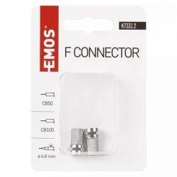 EMOS F Csatlakozó (CB 50,100) K7331.2