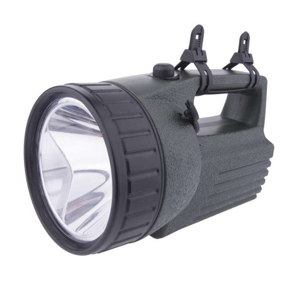 Emos akkus elemlámpa 3810 zöld 10W LED P2307