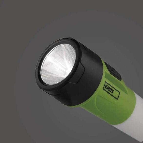 EMOS MŰANYAG LED ZSEBLÁMPA P3211
