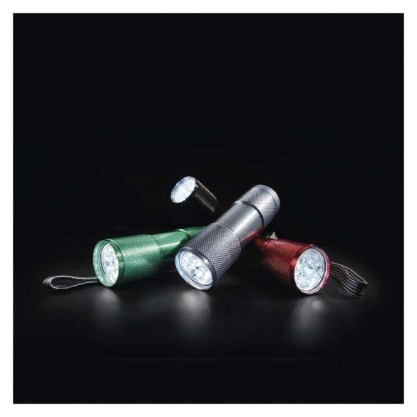 EMOS 9 LED-es elemlámpa 3xAAA P3848A