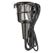 EMOS  szerelő lámpa 230V/60W fekete