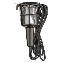 EMOS  szerelő lámpa 230V/60W fekete P4203