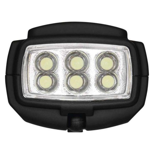 EMOS AKKUMULÁTOROS LED LÁMPA 3W COB + 6 LED P4518